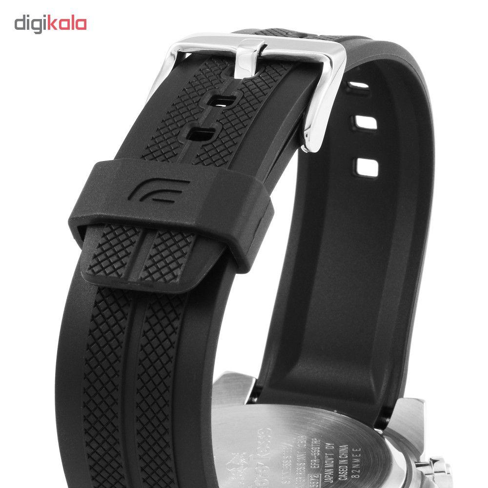 خرید ساعت مچی عقربه ای مردانه کاسیو EFR-559TRP-2ADR