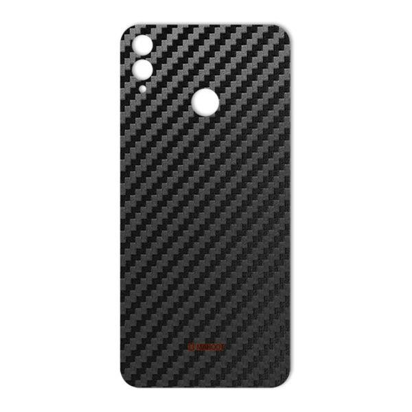 برچسب پوششی ماهوت مدل Carbon-fiber Texture مناسب برای گوشی   HUAWEI HONOR 8X