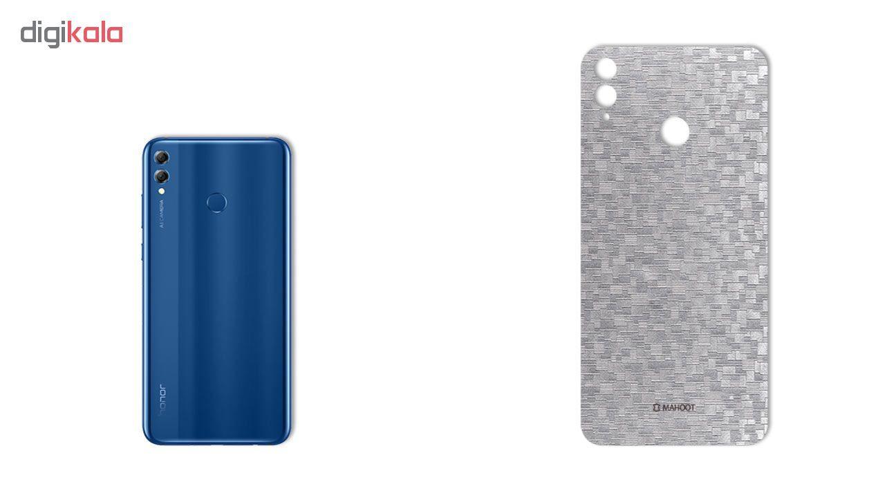 برچسب پوششی ماهوت مدل Silicon Texture مناسب برای گوشی   HUAWEI HONOR 8X main 1 2