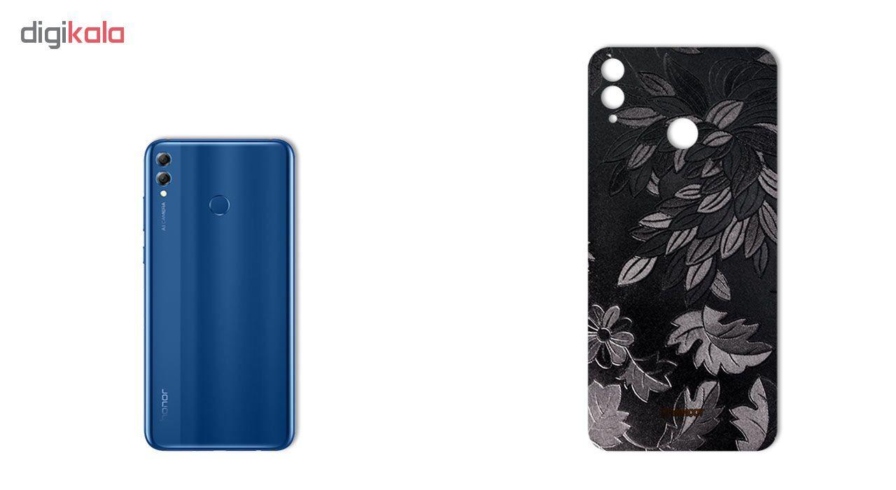 برچسب پوششی ماهوت مدل Wild-flower Texture مناسب برای گوشی   HUAWEI HONOR 8X main 1 1