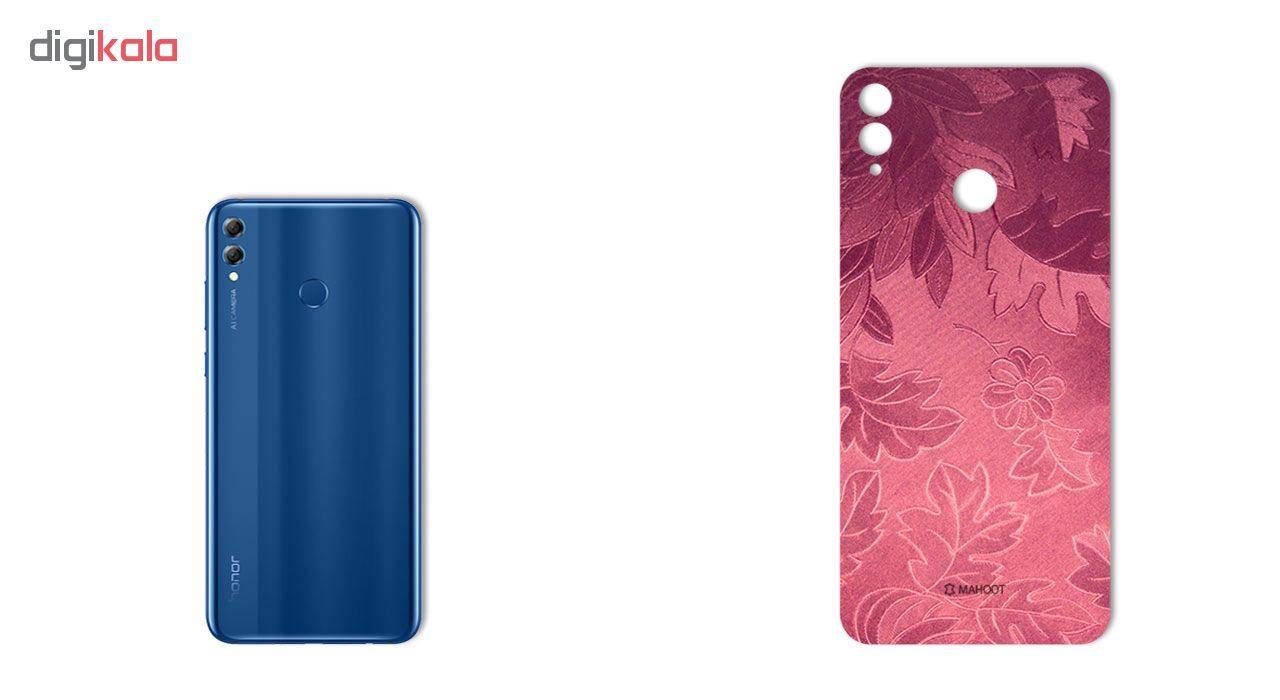 برچسب پوششی ماهوت مدل Wild-flower Texture مناسب برای گوشی   HUAWEI HONOR 8X main 1 2