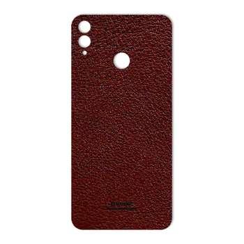 برچسب پوششی ماهوت مدلNatural Leather مناسب برای گوشی  HUAWEI HONOR 8X