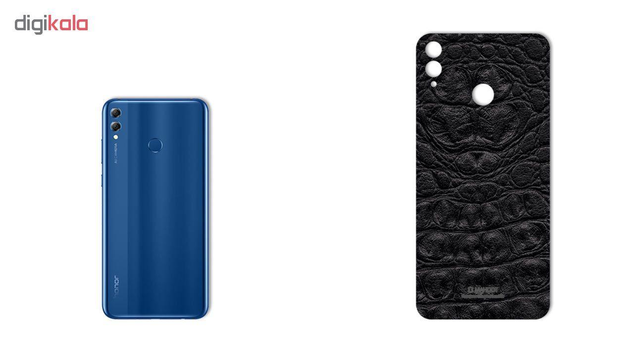 برچسب پوششی ماهوت مدل Crocodile Leather مناسب برای گوشی  HUAWEI HONOR 8X main 1 2
