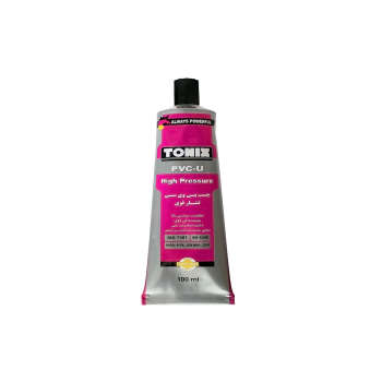 چسب فشار قوی غفاری مدل Tonix  وزن 100 گرمی