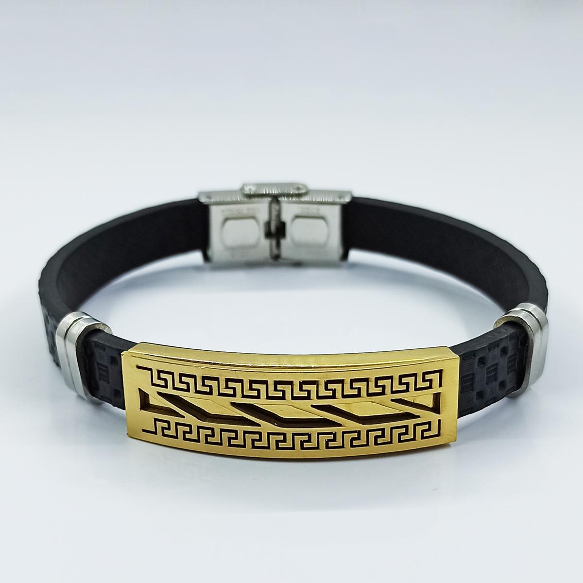 دستبند سلین کالا مدل استیل ce-As43