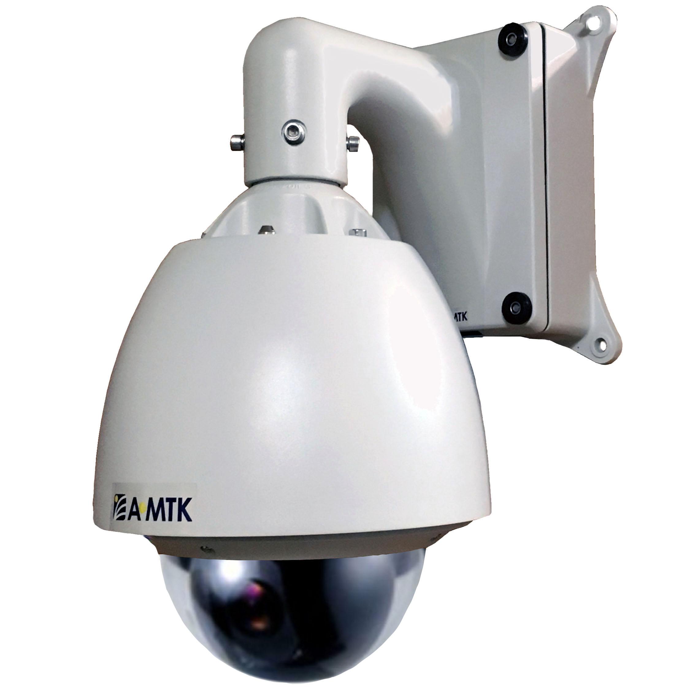 دوربین مداربسته تحت شبکه ای ام تی کی مدل AM9913-36X