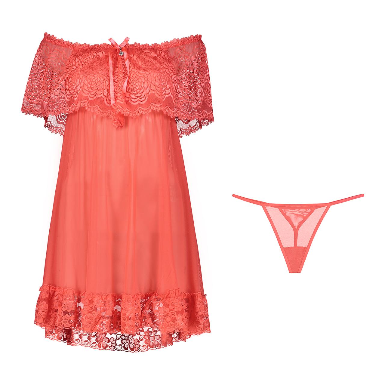 لباس خواب زنانه مدل RL 1238