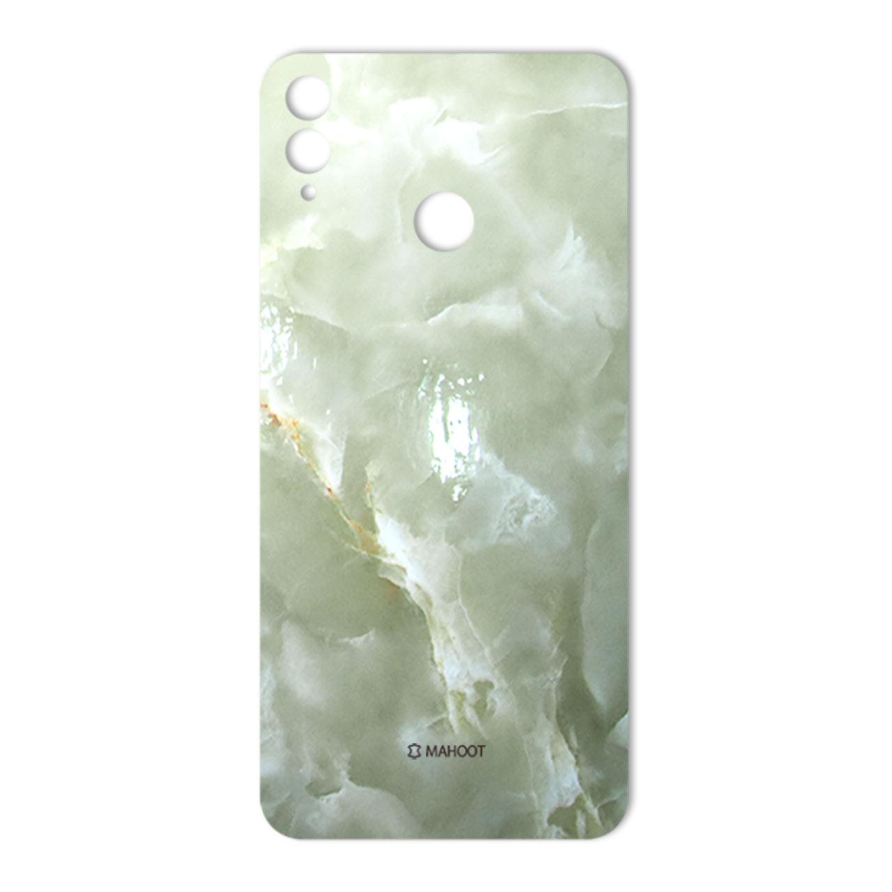 برچسب پوششی ماهوت مدل Marble-light Special مناسب برای گوشی   HUAWEI HONOR 8X