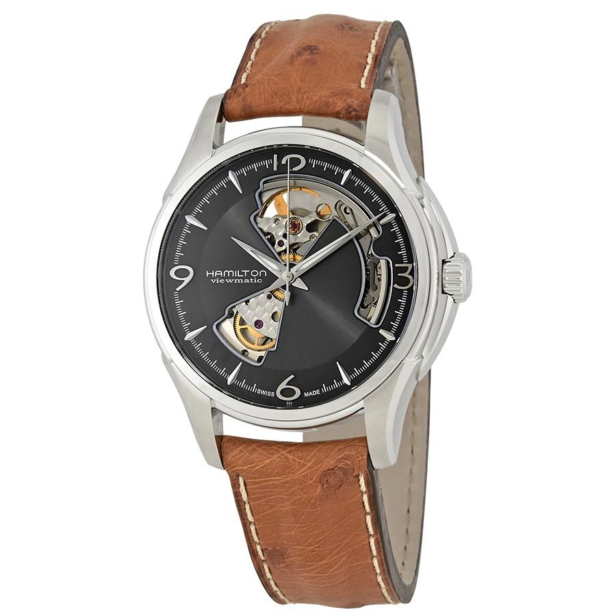 ساعت مچی عقربه ای مردانه همیلتون مدل h32565585