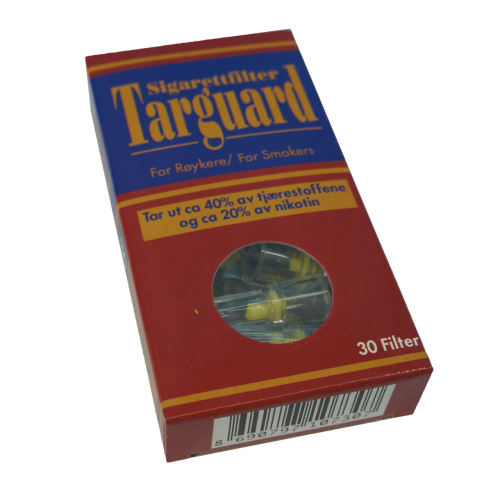 فیلتر سیگار تارگارد کد 005 بسته 30 عددی