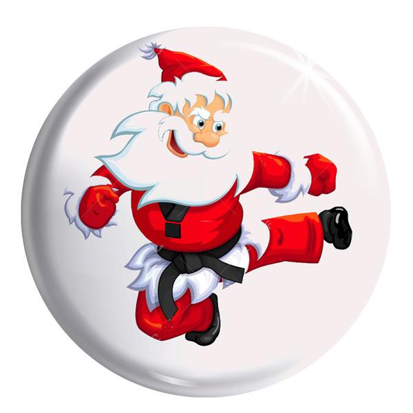 پیکسل طرح کریسمس سال جدید و بابانوئل کادو آور  کد 006 crismas