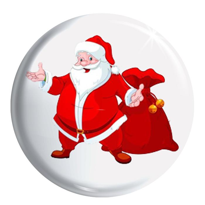 پیکسل طرح کریسمس سال جدید و بابانوئل کادو آور  کد 007 crismas