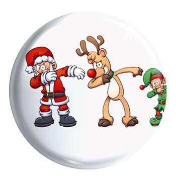 پیکسل طرح کریسمس سال جدید و بابانوئل کادو آور  کد 009 crismas