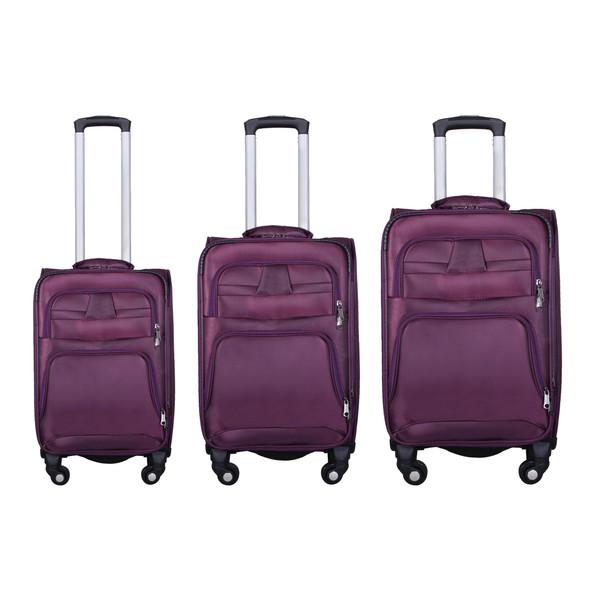 مجموعه سه عددی چمدان مدل 1035