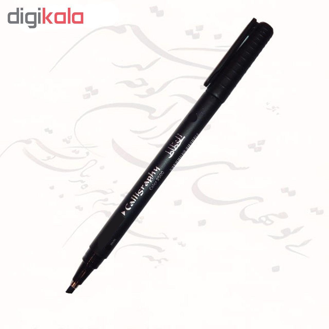 قلم الخطاط مدل Color2500 بسته 2 عددی  main 1 1
