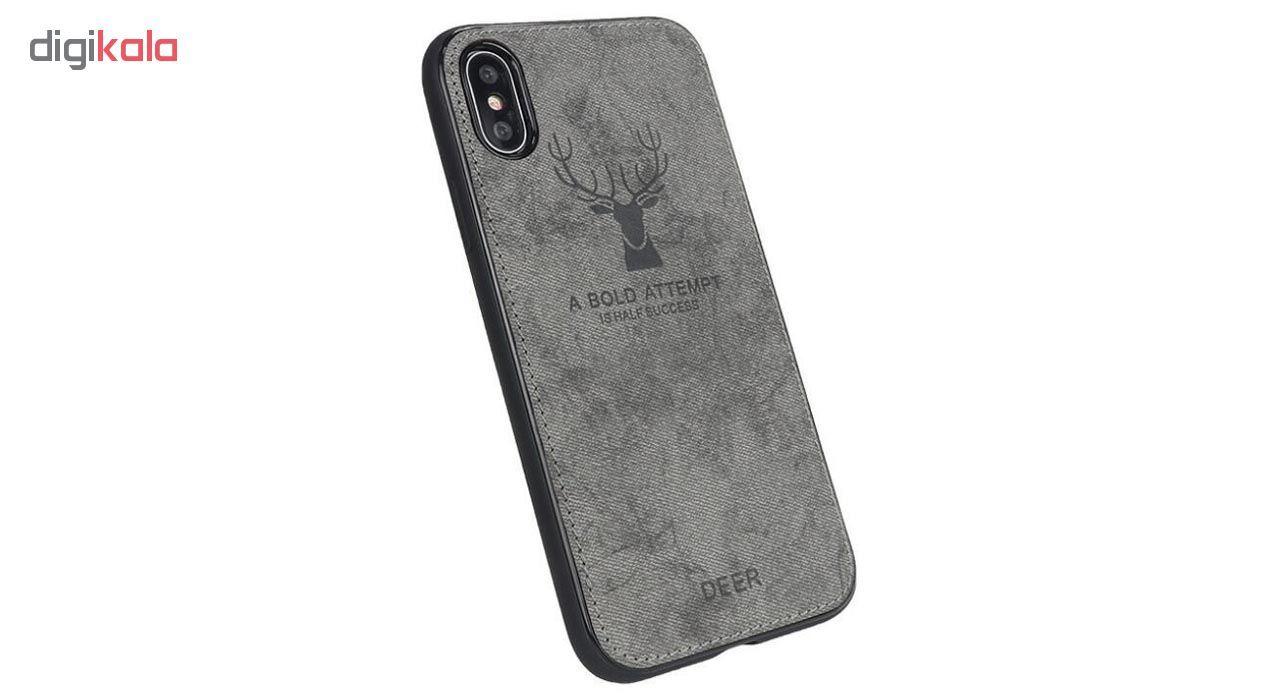 کاور طرح گوزن مناسب برای گوشی موبایل اپل iPhone X/Xs main 1 1