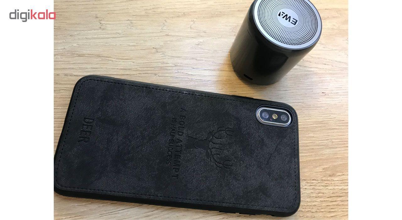 کاور طرح گوزن مناسب برای گوشی موبایل اپل iPhone X/Xs main 1 3