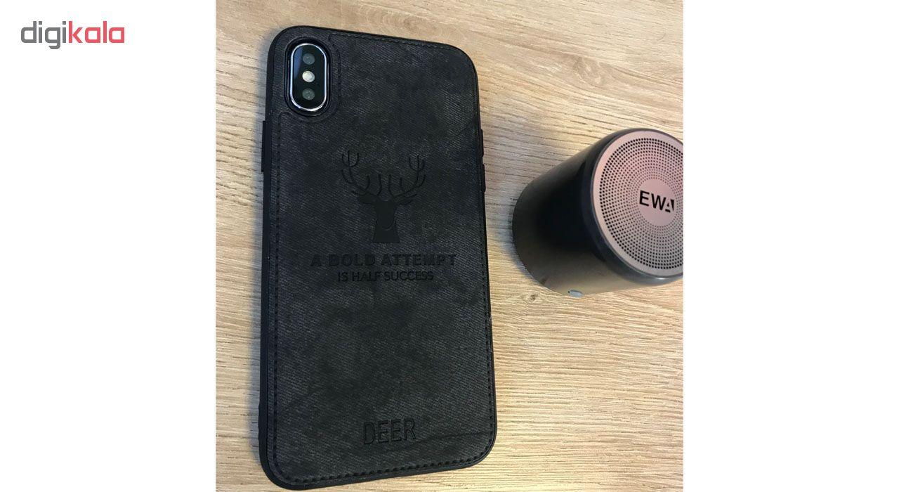 کاور طرح گوزن مناسب برای گوشی موبایل اپل iPhone X/Xs main 1 4