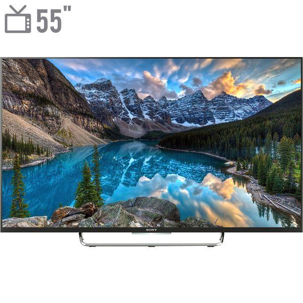 تلویزیون ال ای دی هوشمند سونی سری BRAVIA مدل KDL-55W800C سایز 55 اینچ   Sony KDL-55W800C BRAVIA Series Smart LED TV 55 Inch