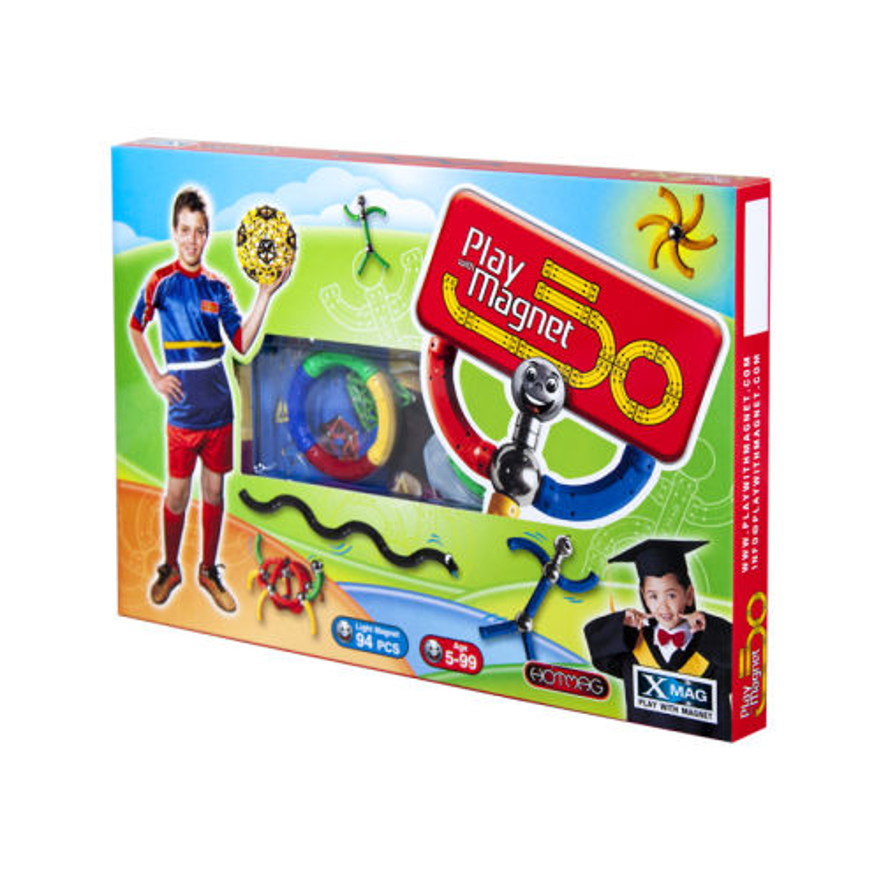 ساختنی مدل Play Magnet کد 94