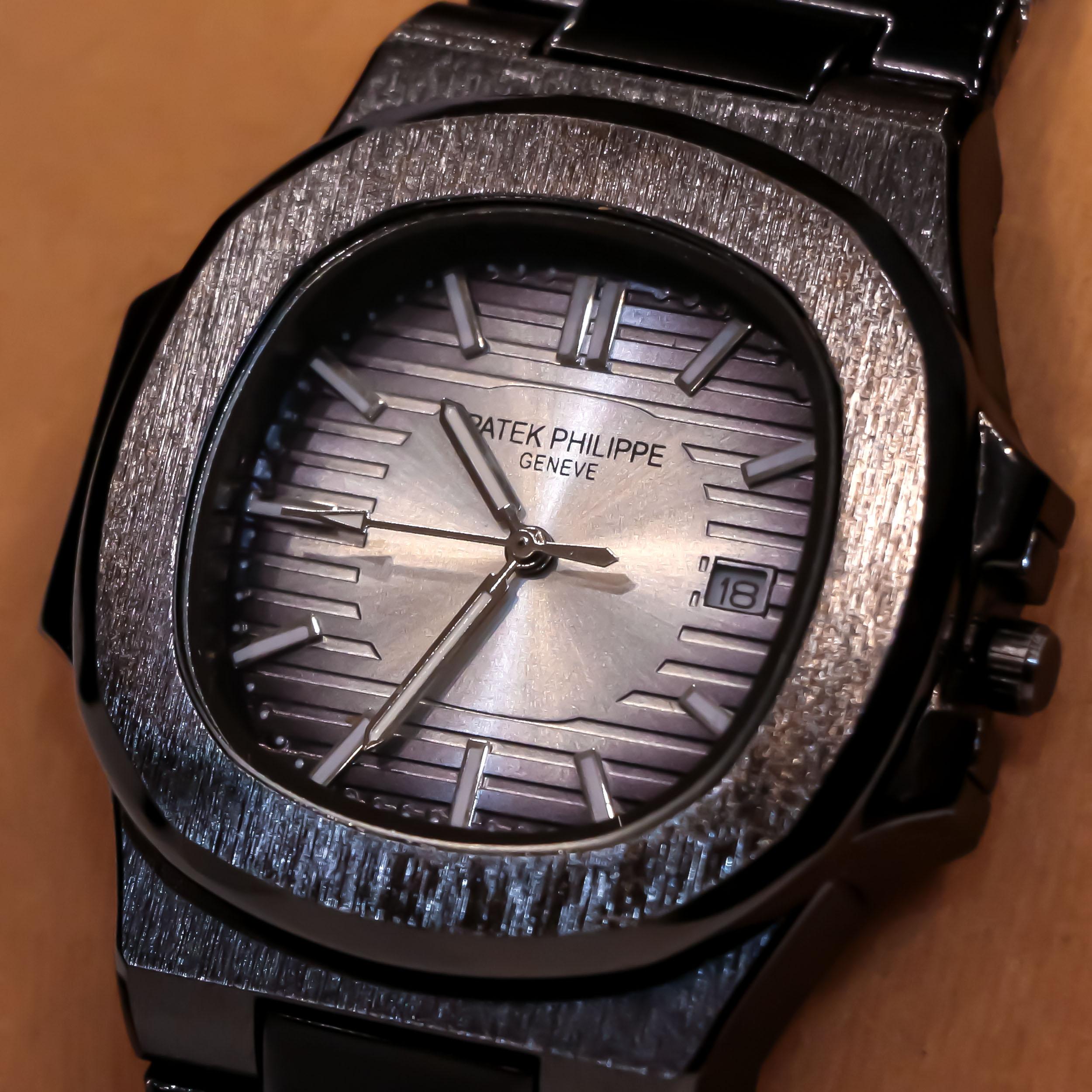 ساعت مچی عقربهای مردانه پتک فیلیپ مدل GENEVE
