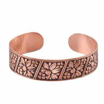 دستبند مسی گالری مثالین کد 149132