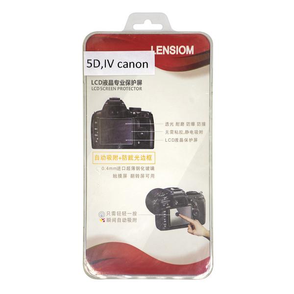 محافظ صفحه نمایش دوربین لنزیوم مدل L5DIV مناسب برای کانن 5D IV