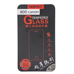 محافظ صفحه نمایش دوربین روفی مدل R80D مناسب برای کانن 80D