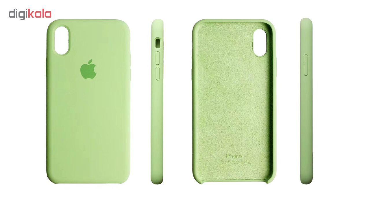کاور سومگ مدل SIC مناسب برای گوشی موبایل اپل iPhone X  main 1 3