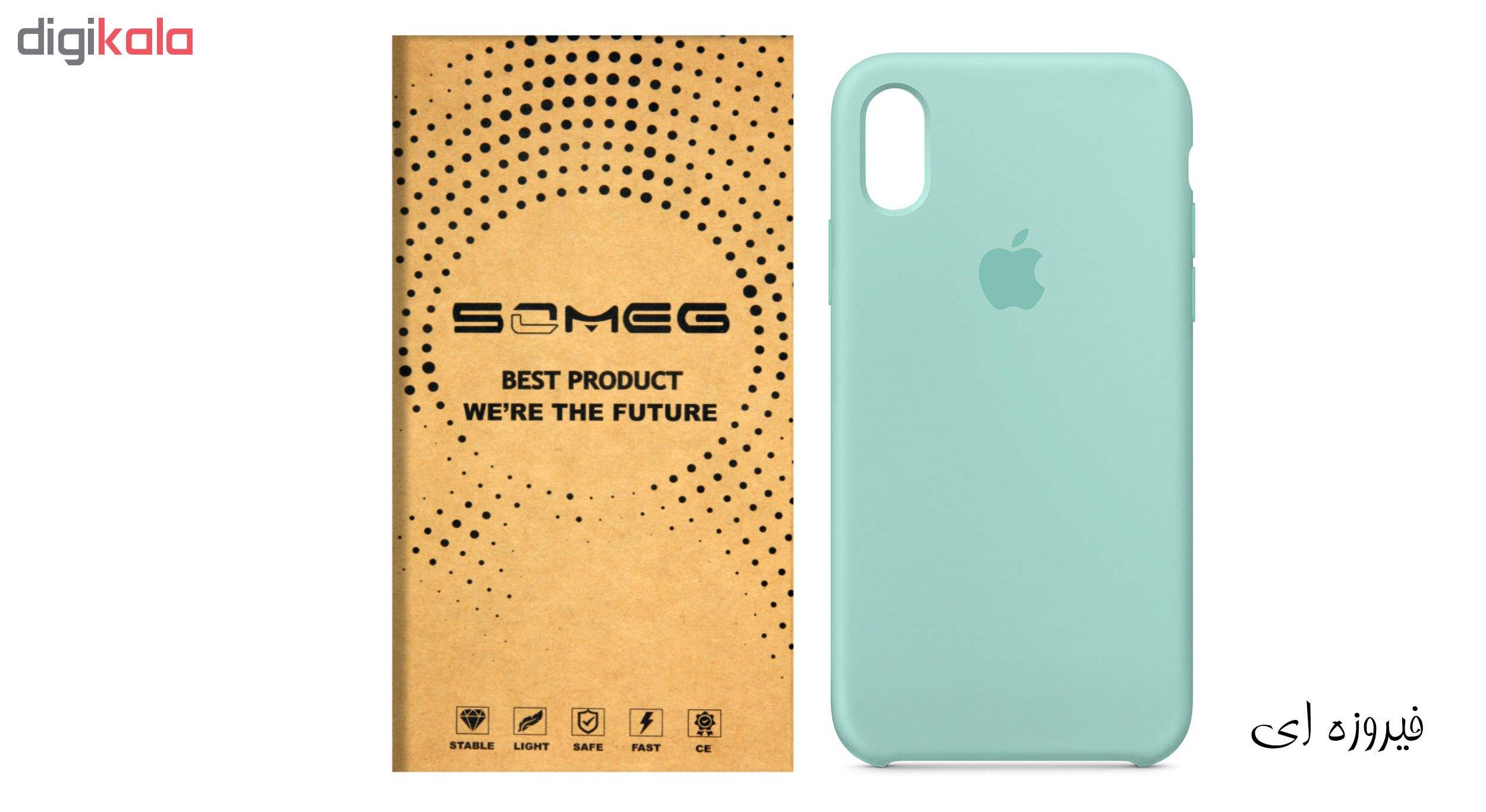 کاور سومگ مدل SIC مناسب برای گوشی موبایل اپل iPhone X  main 1 9