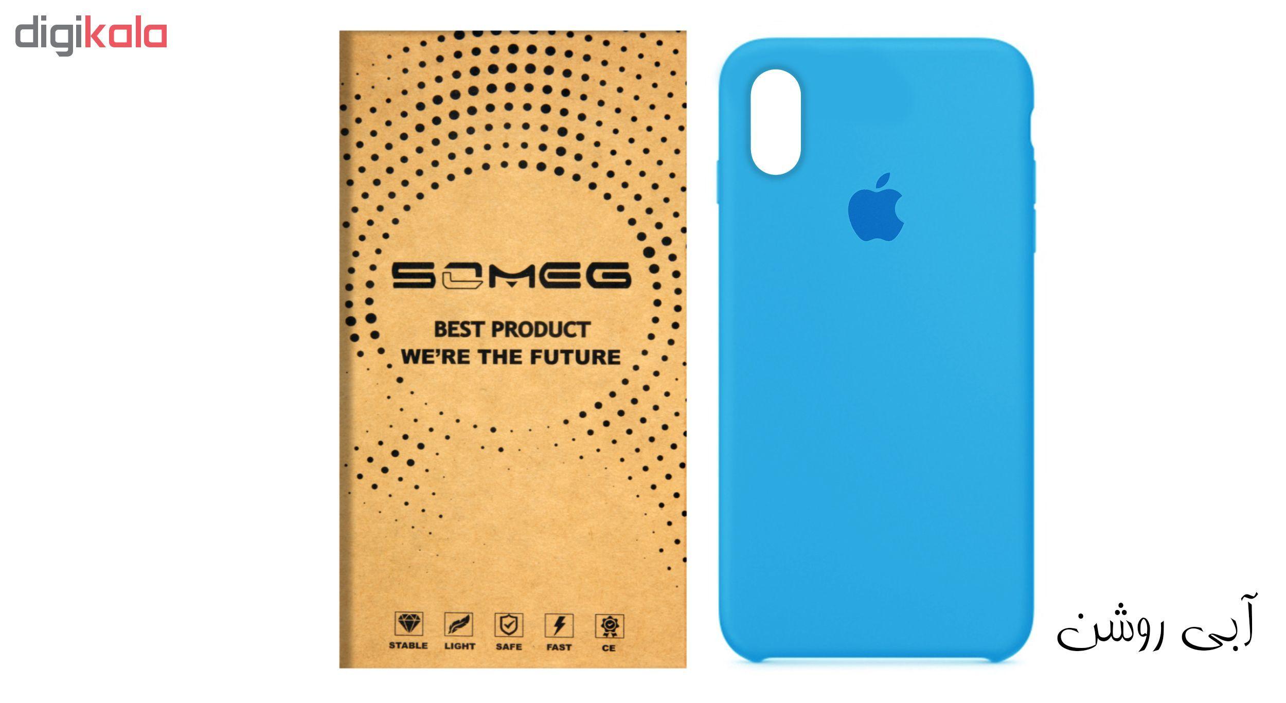 کاور سومگ مدل SIC مناسب برای گوشی موبایل اپل iPhone X  main 1 11