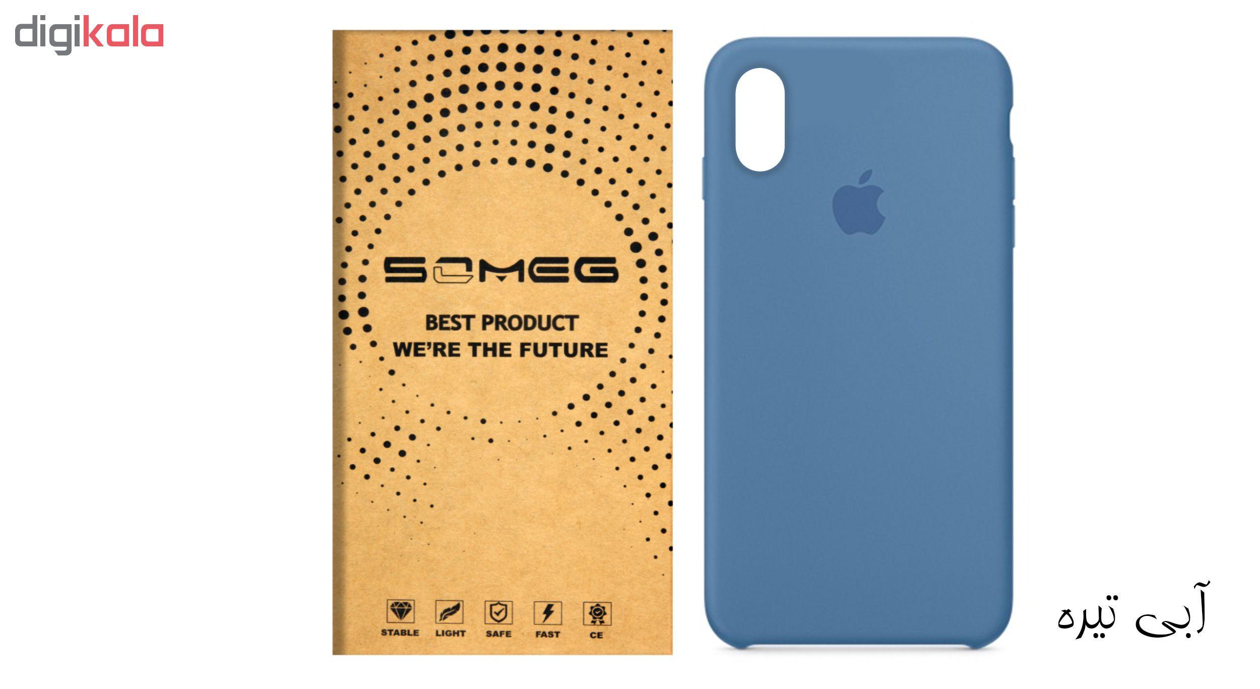 کاور سومگ مدل SIC مناسب برای گوشی موبایل اپل iPhone X  main 1 12