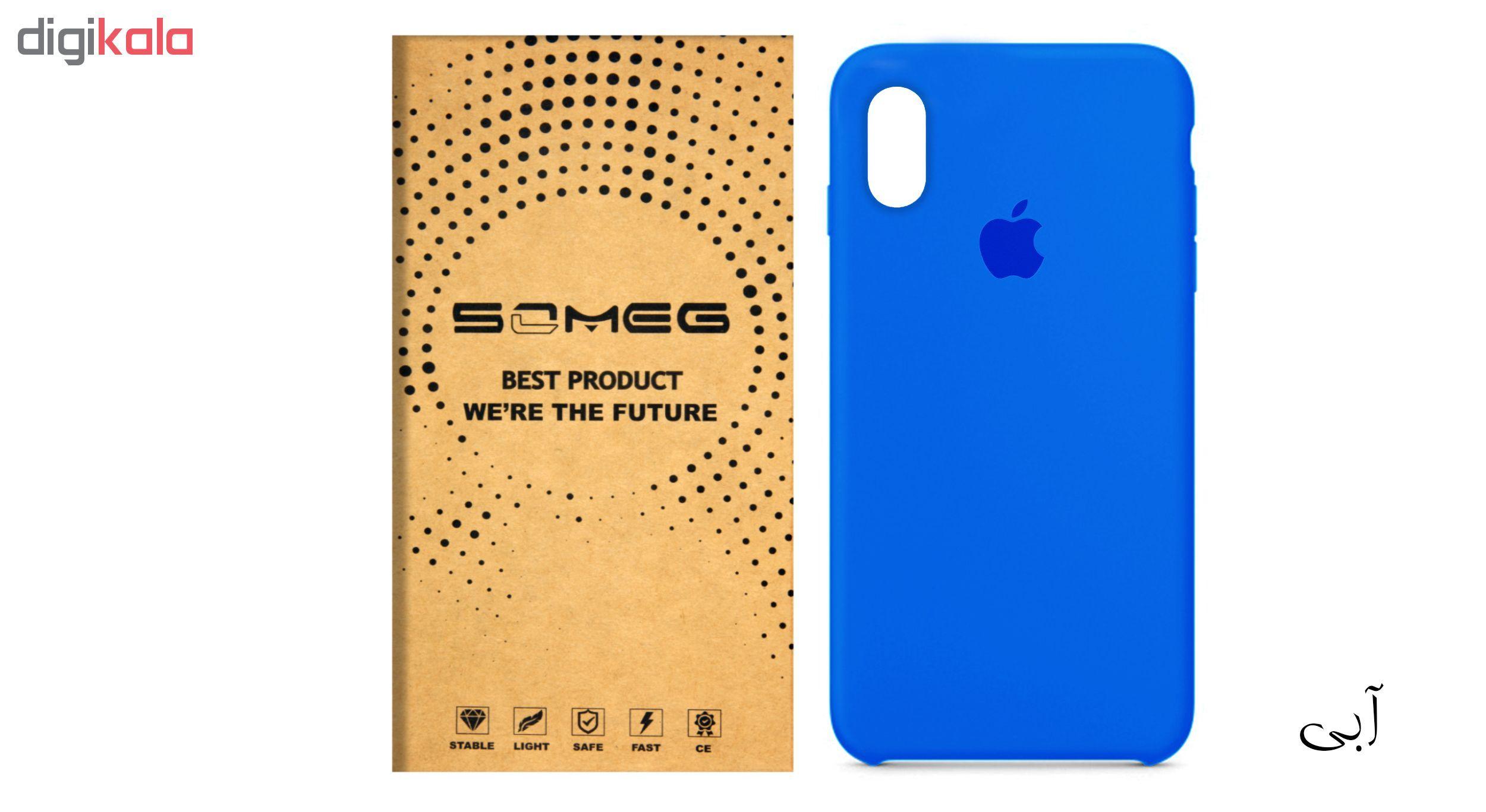 کاور سومگ مدل SIC مناسب برای گوشی موبایل اپل iPhone X  main 1 13