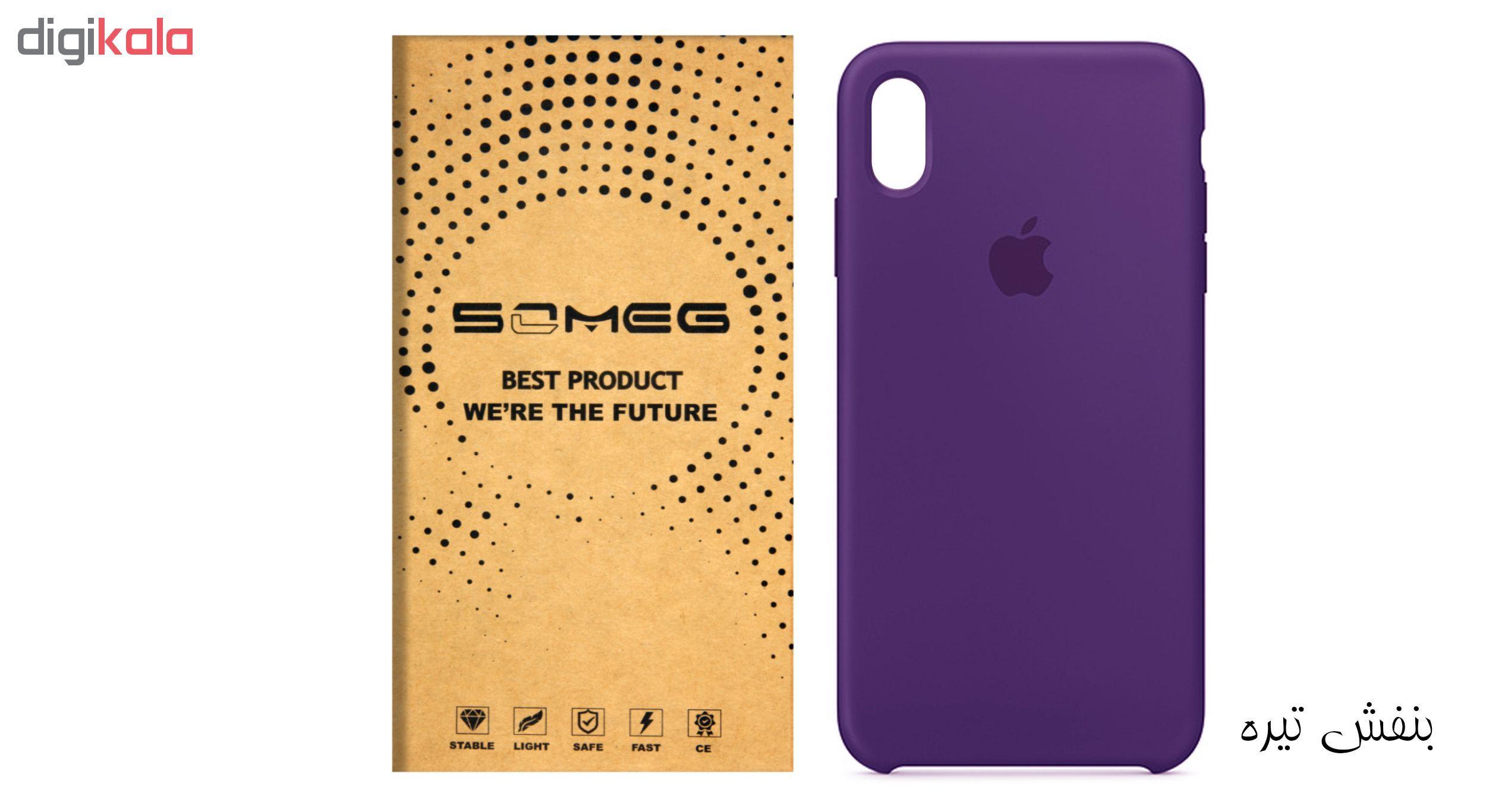 کاور سومگ مدل SIC مناسب برای گوشی موبایل اپل iPhone X  main 1 14