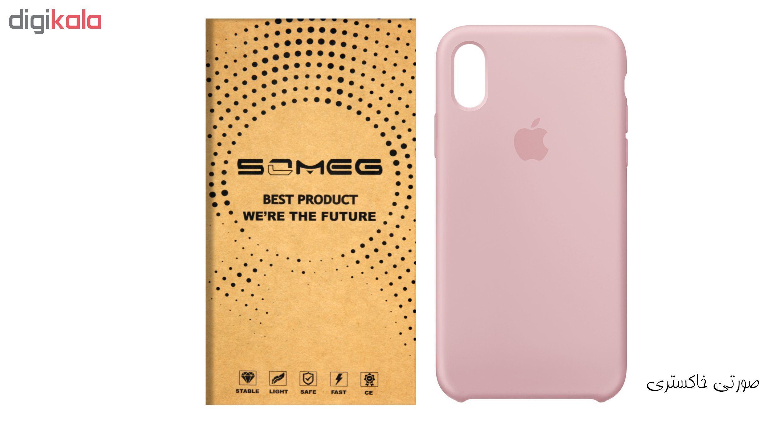 کاور سومگ مدل SIC مناسب برای گوشی موبایل اپل iPhone X  main 1 17