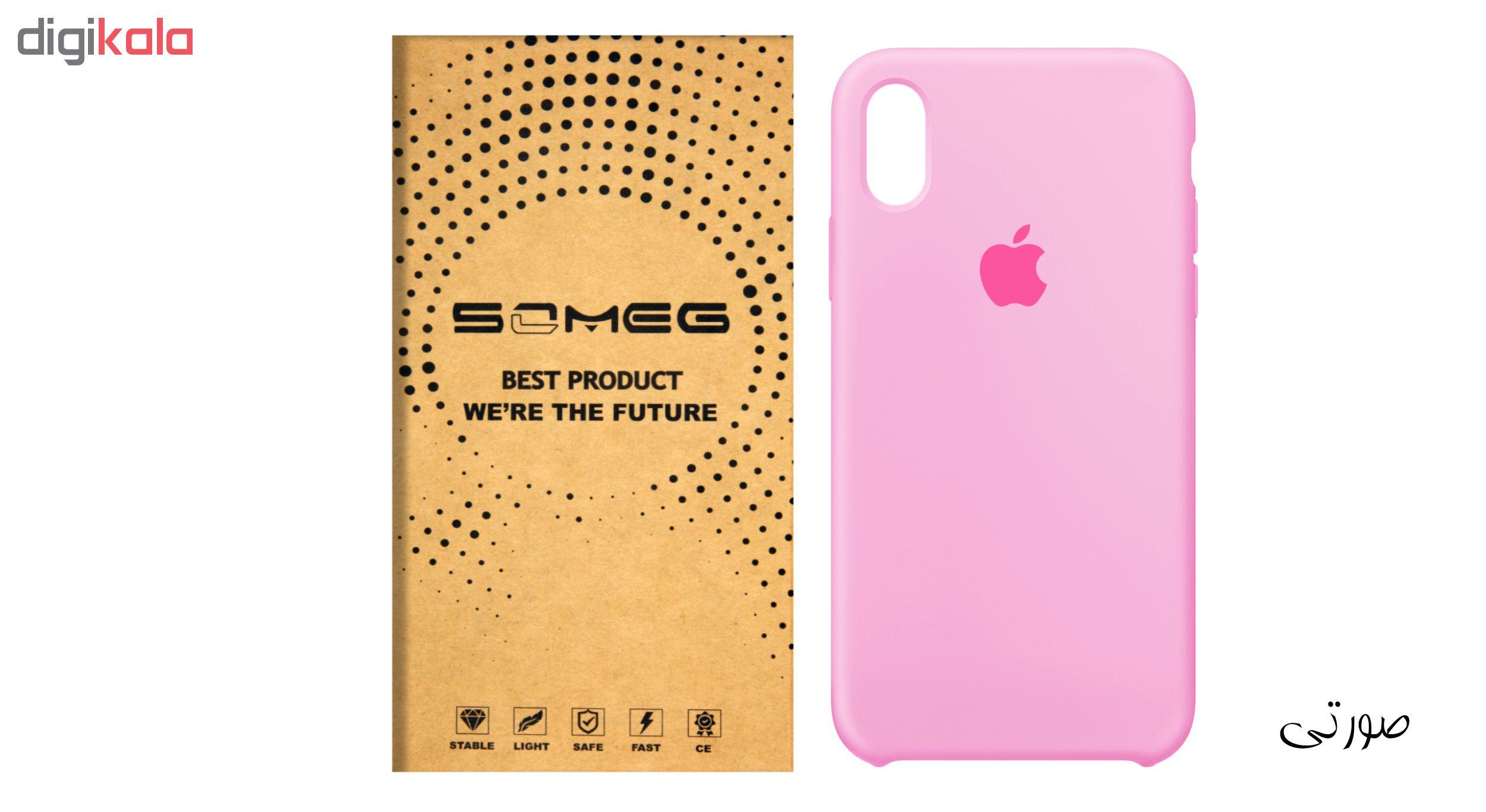 کاور سومگ مدل SIC مناسب برای گوشی موبایل اپل iPhone X  main 1 18