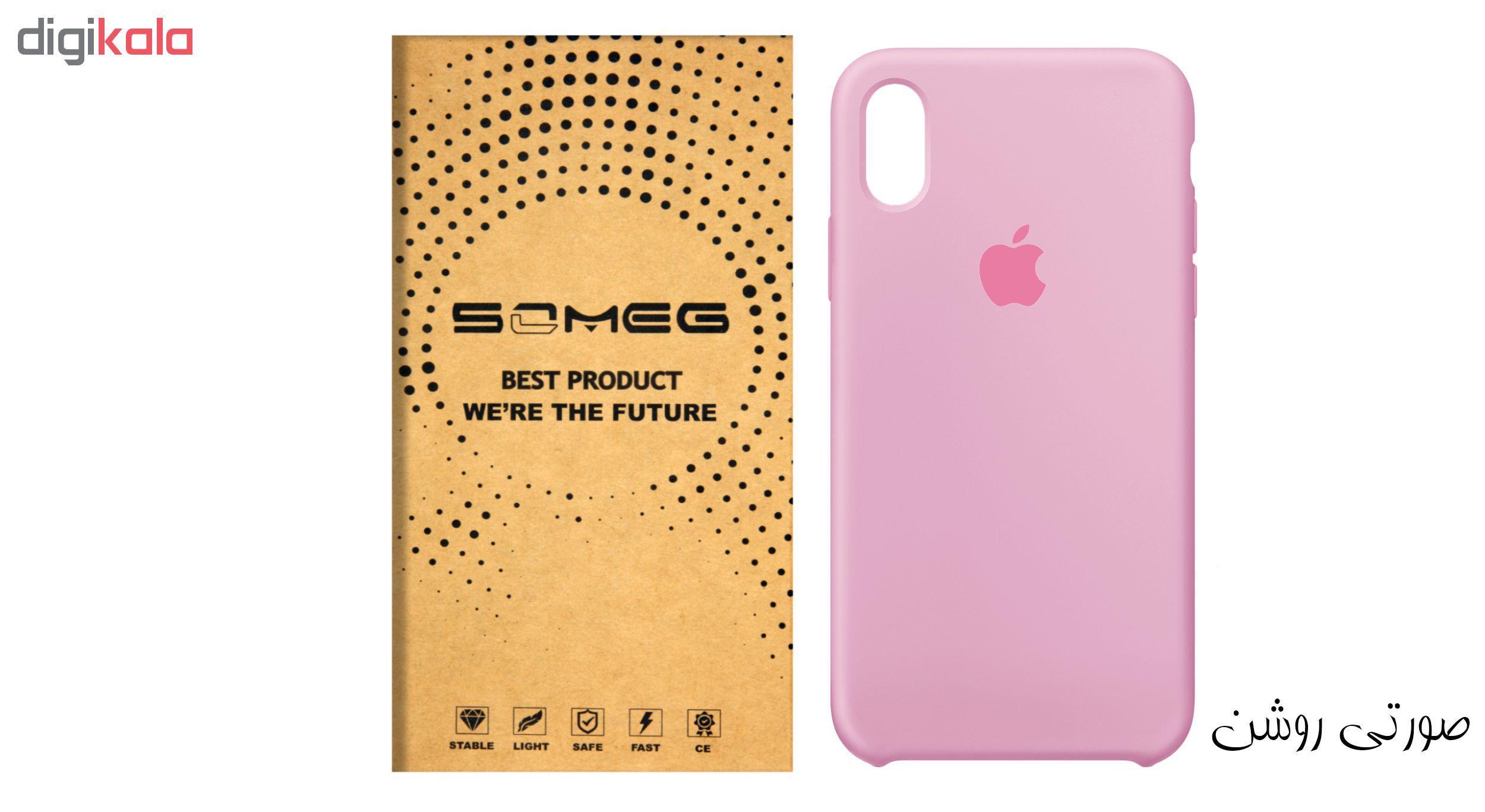 کاور سومگ مدل SIC مناسب برای گوشی موبایل اپل iPhone X  main 1 19
