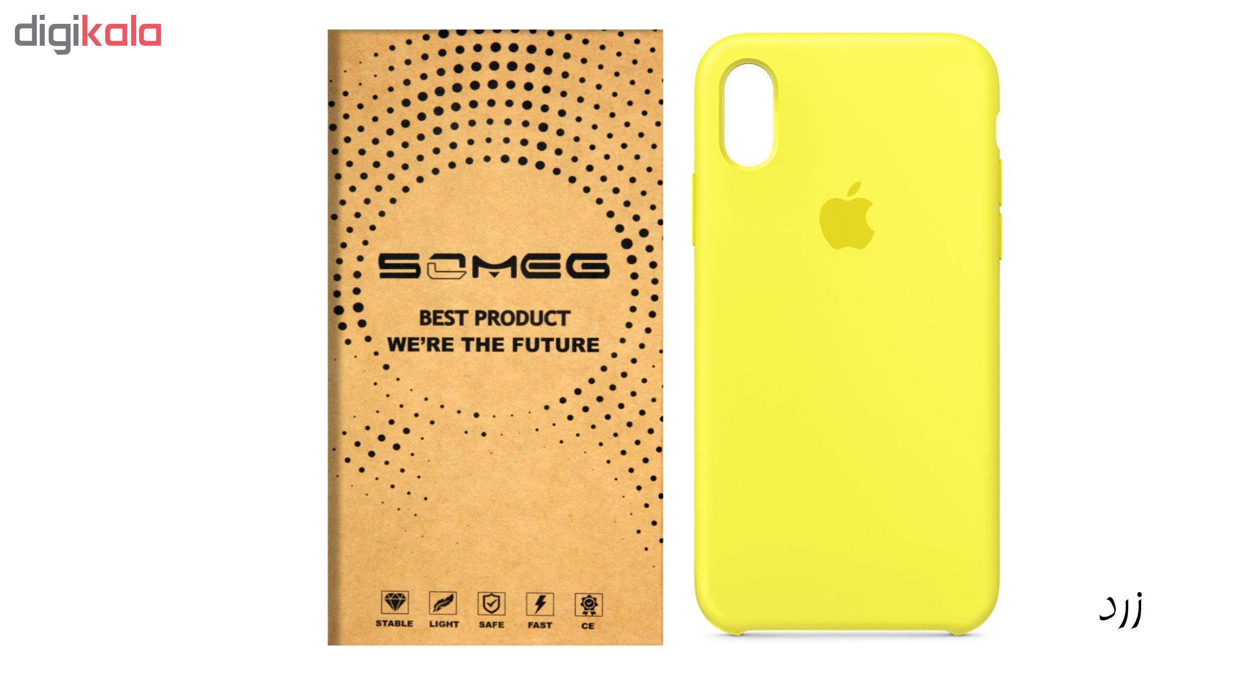 کاور سومگ مدل SIC مناسب برای گوشی موبایل اپل iPhone X  main 1 20