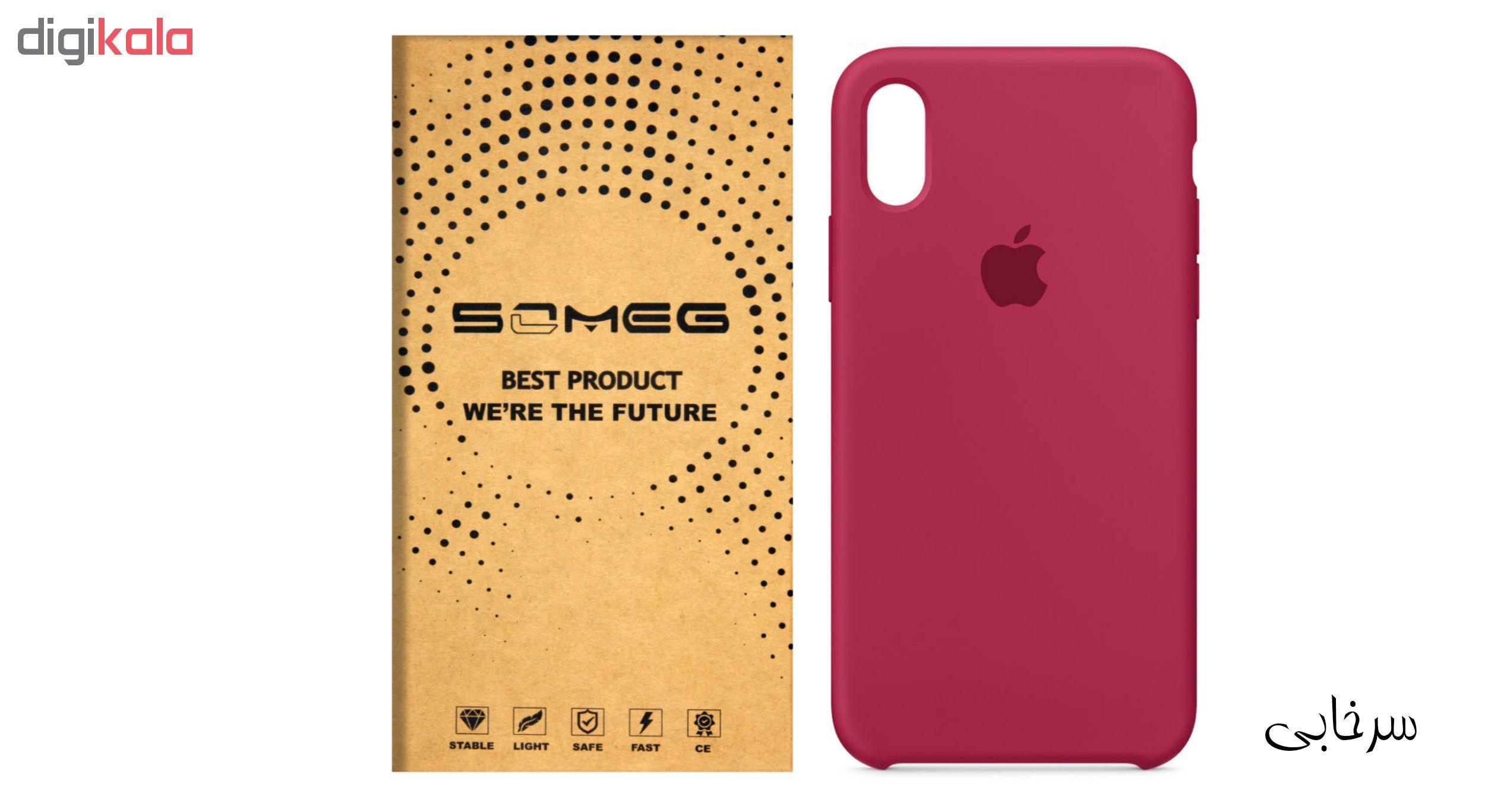 کاور سومگ مدل SIC مناسب برای گوشی موبایل اپل iPhone X  main 1 21