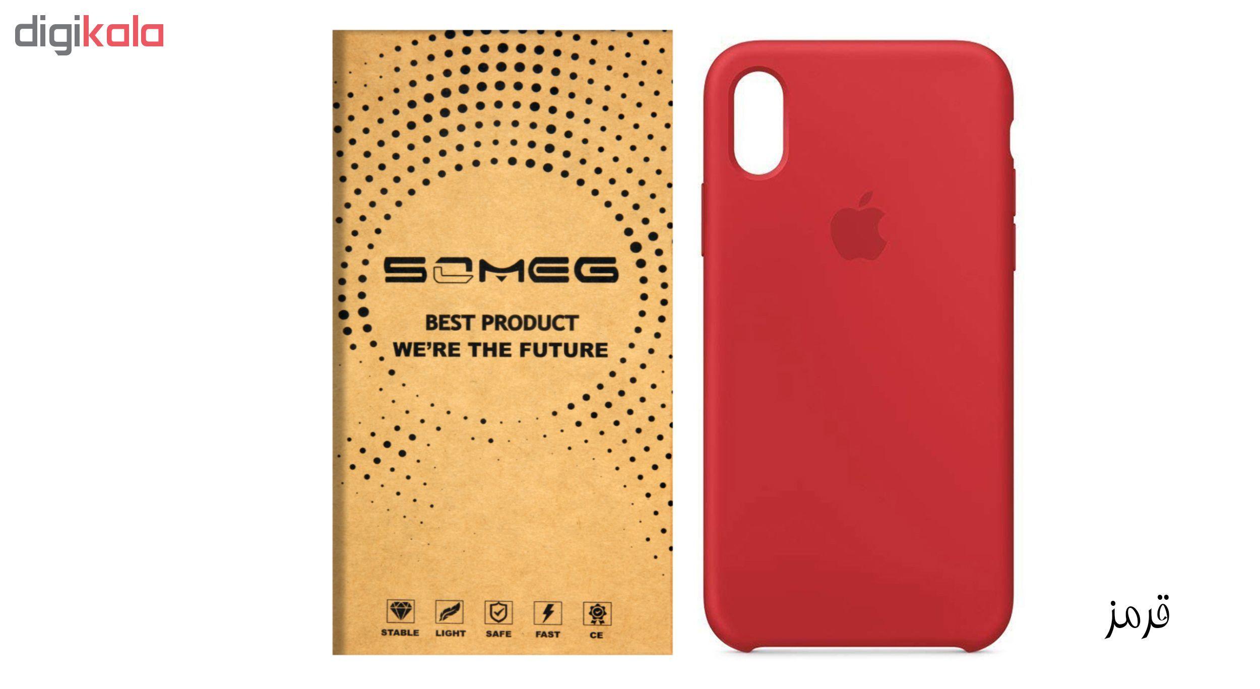کاور سومگ مدل SIC مناسب برای گوشی موبایل اپل iPhone X  main 1 22