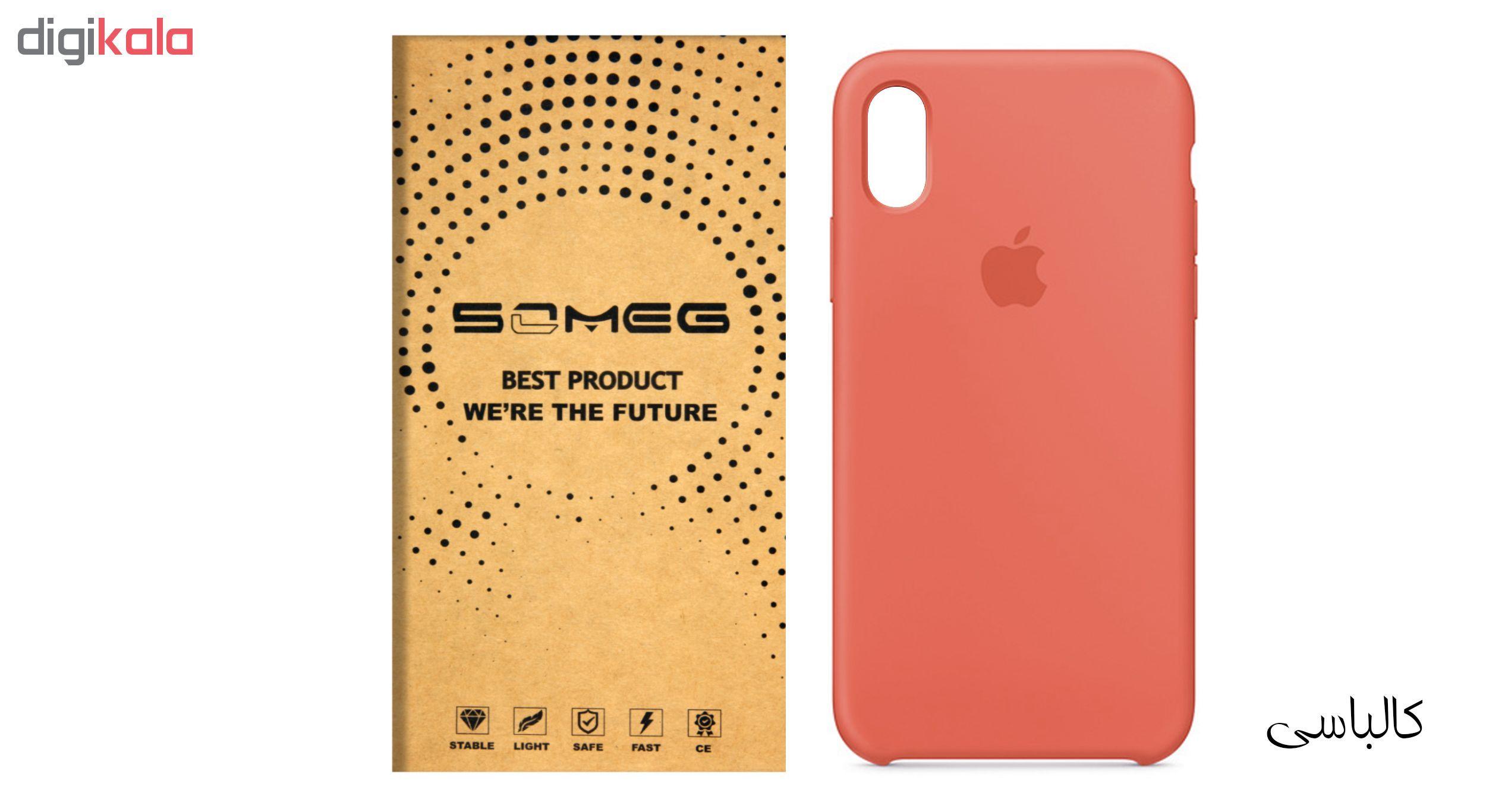 کاور سومگ مدل SIC مناسب برای گوشی موبایل اپل iPhone X  main 1 25