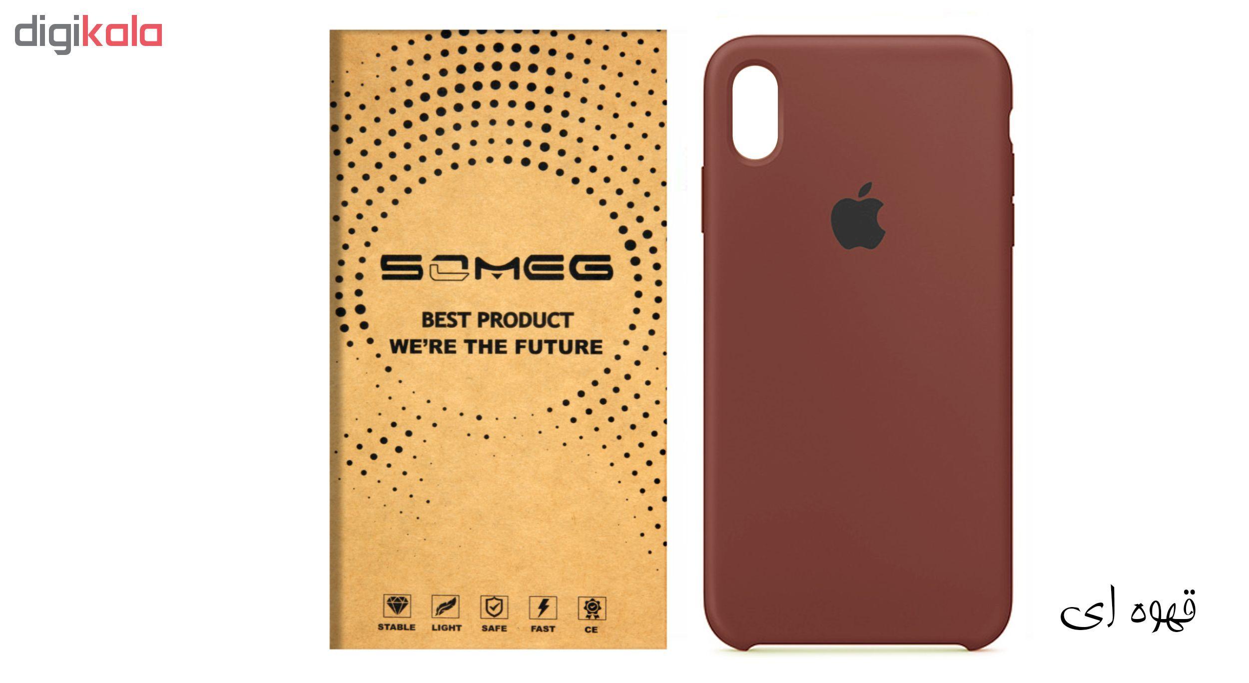 کاور سومگ مدل SIC مناسب برای گوشی موبایل اپل iPhone X  main 1 26