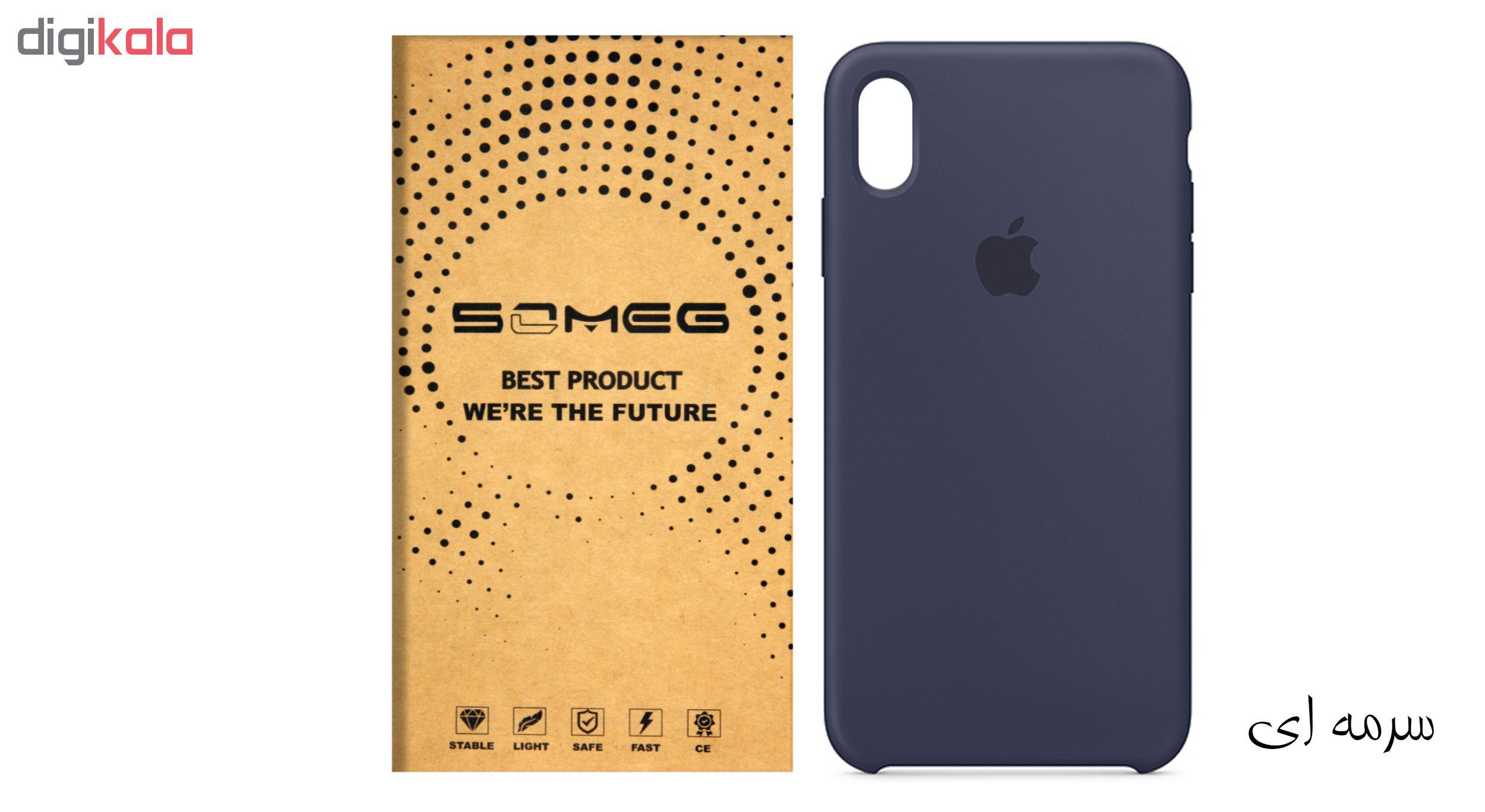 کاور سومگ مدل SIC مناسب برای گوشی موبایل اپل iPhone X  main 1 27