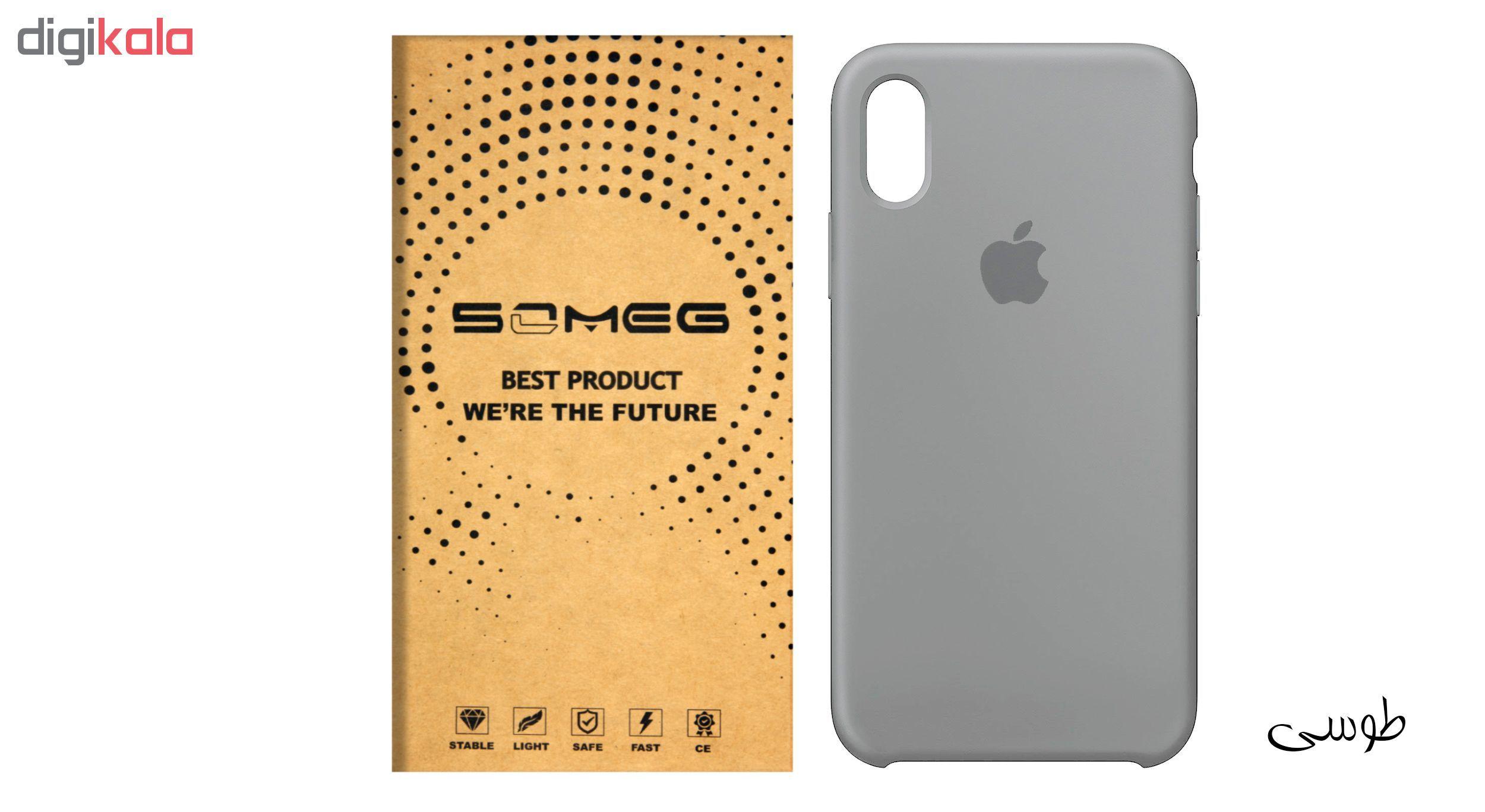 کاور سومگ مدل SIC مناسب برای گوشی موبایل اپل iPhone X  main 1 30
