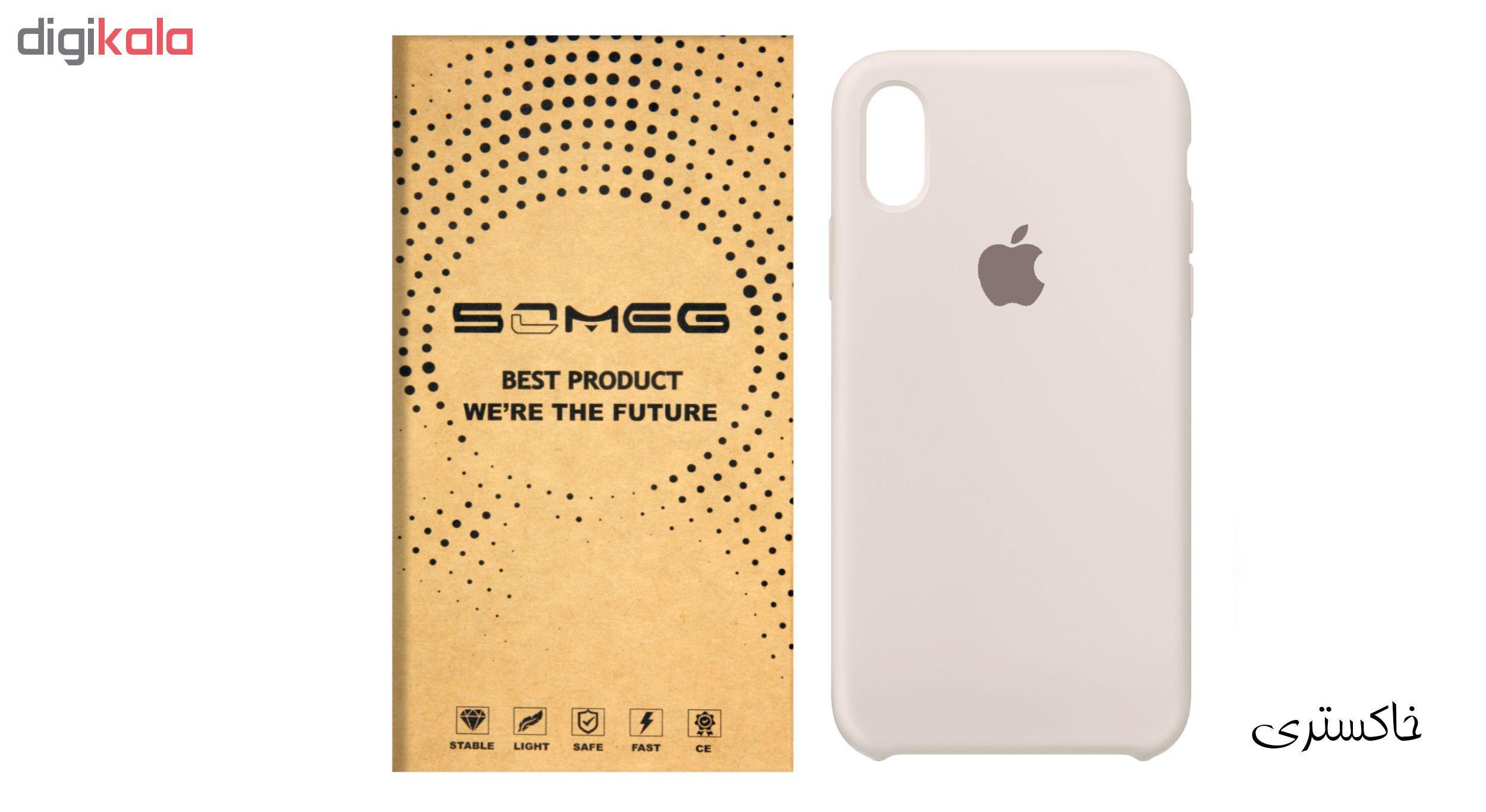 کاور سومگ مدل SIC مناسب برای گوشی موبایل اپل iPhone X  main 1 31