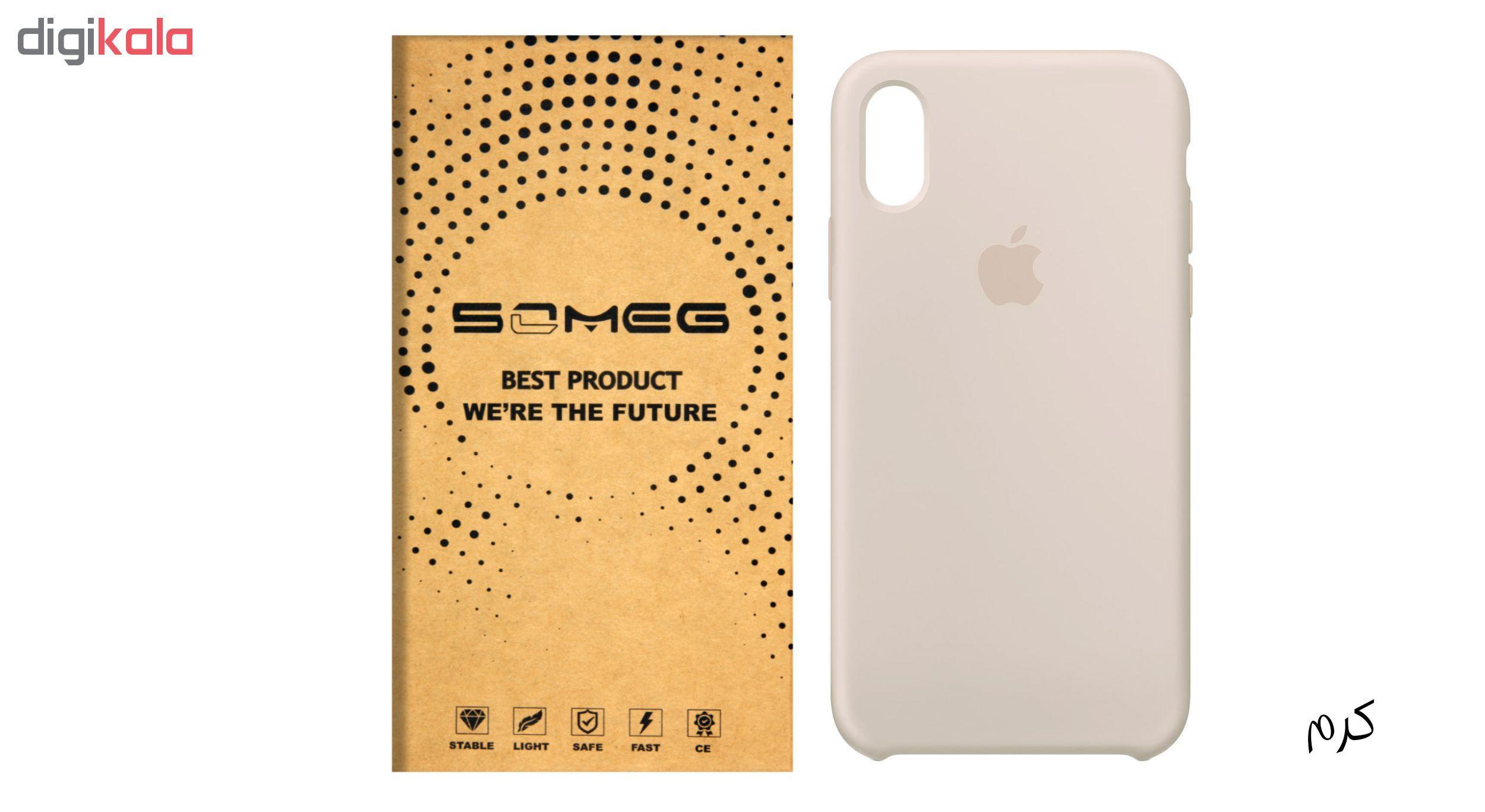 کاور سومگ مدل SIC مناسب برای گوشی موبایل اپل iPhone X  main 1 32