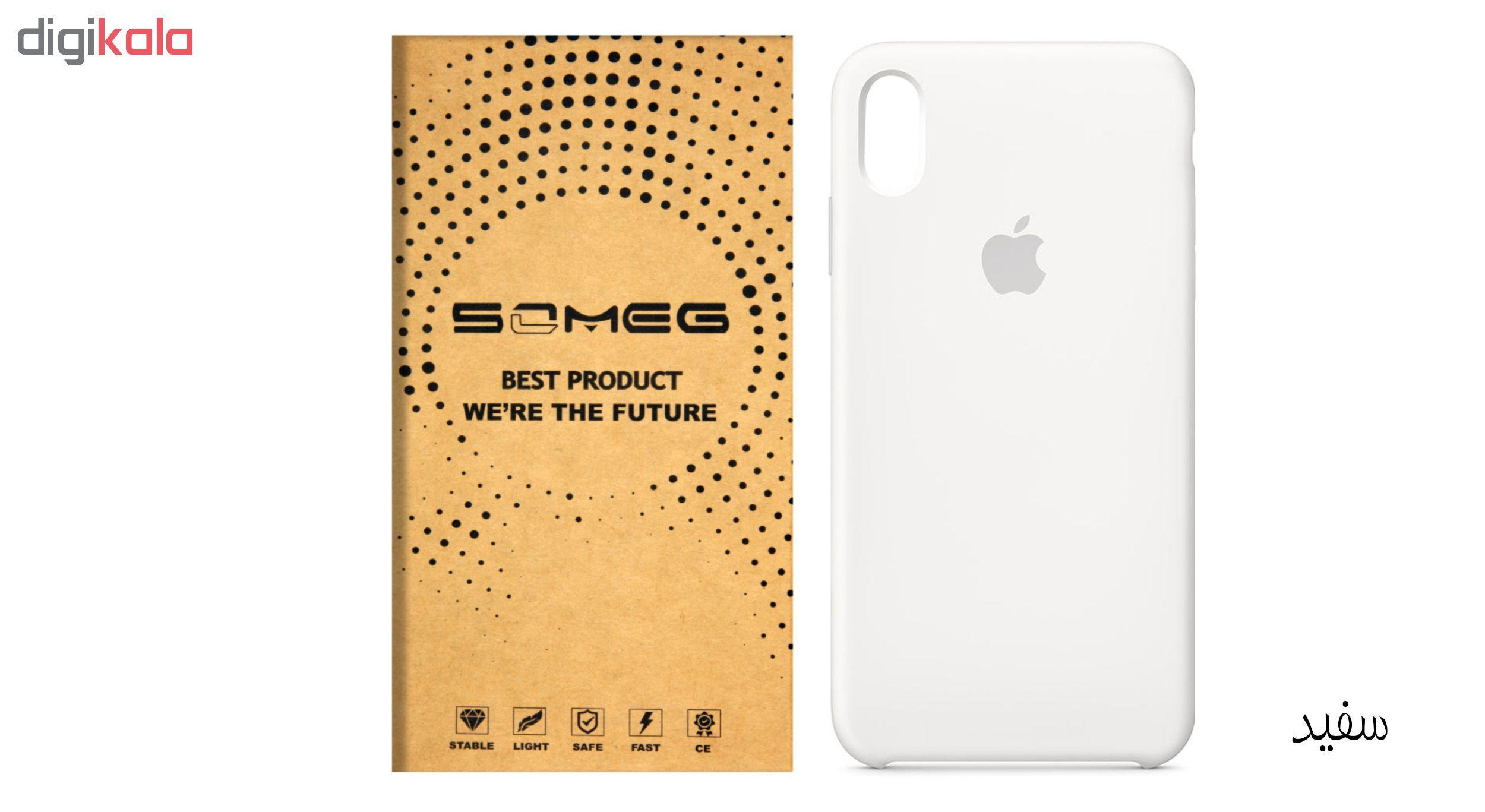 کاور سومگ مدل SIC مناسب برای گوشی موبایل اپل iPhone X  main 1 33