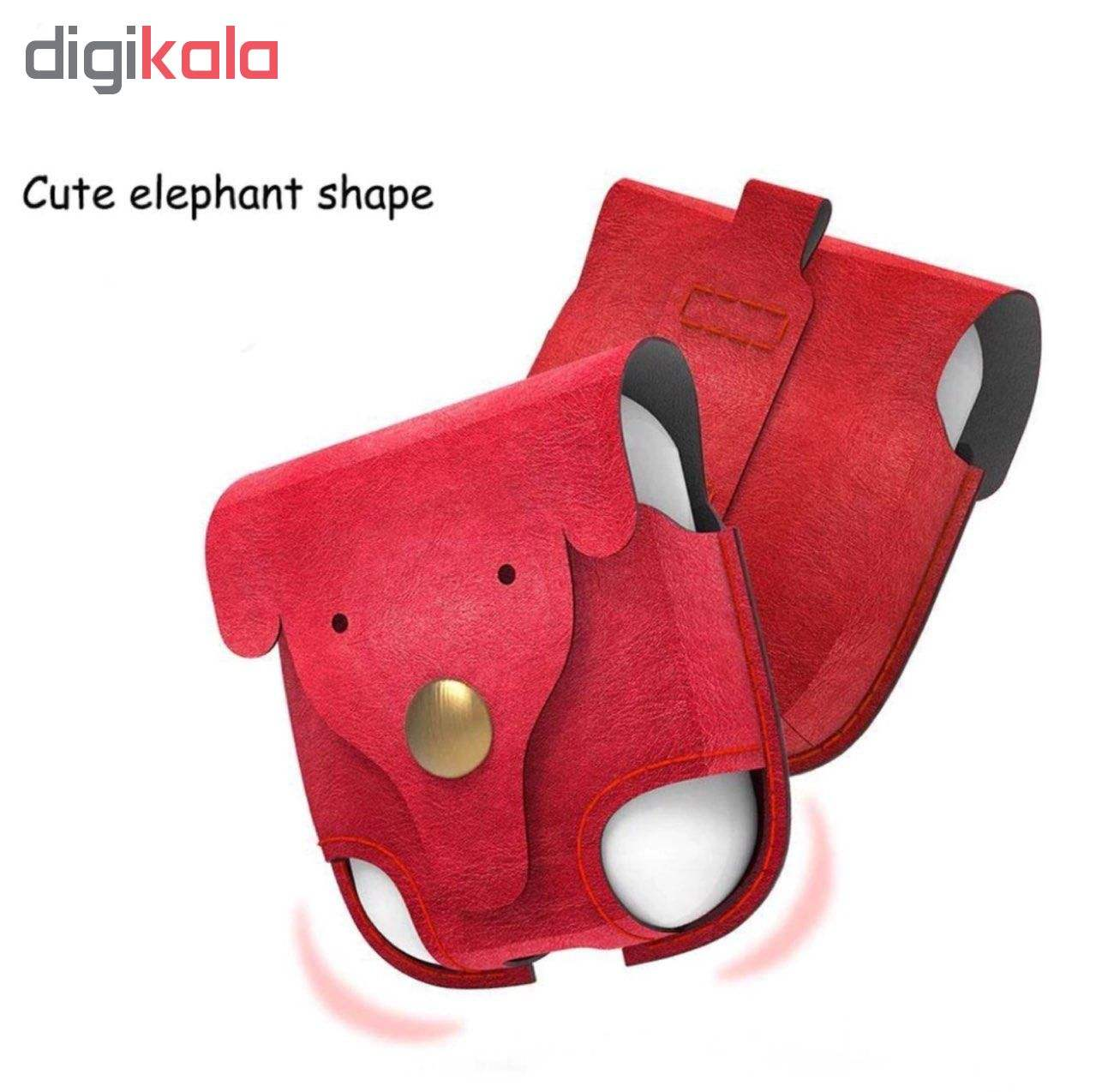کاور محافظ مدل Elephant مناسب برای کیس ایرپاد main 1 2