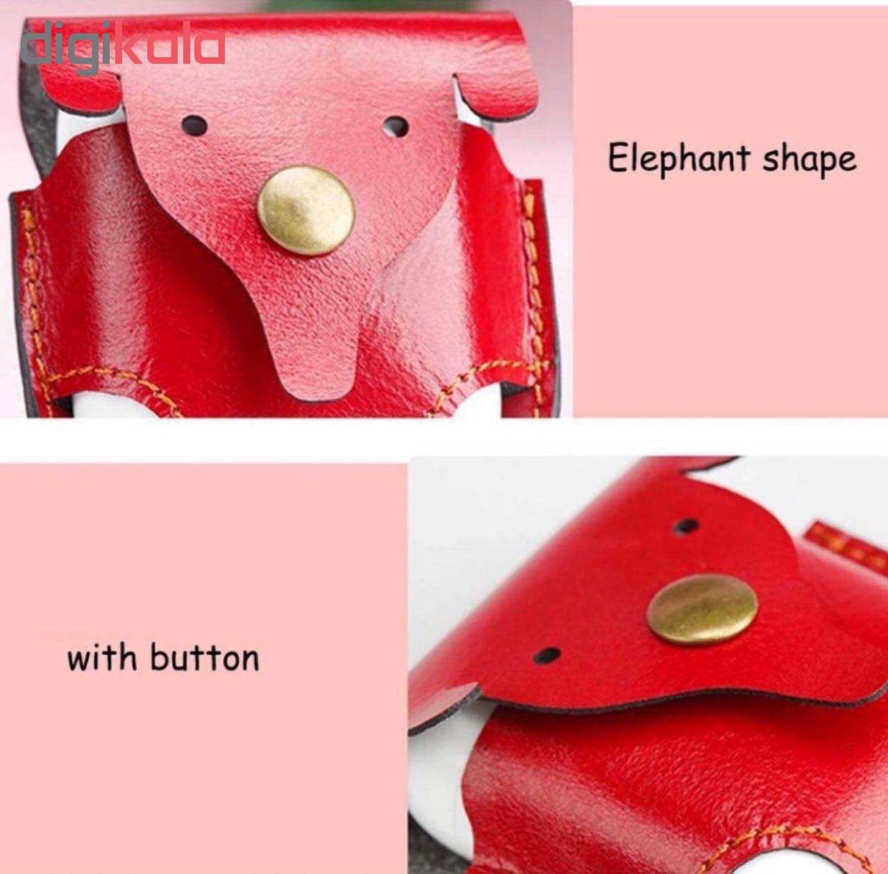 کاور محافظ مدل Elephant مناسب برای کیس ایرپاد main 1 4