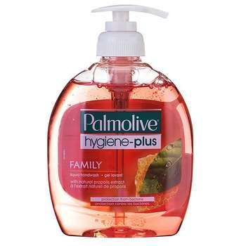 صابون مایع پالمولیو مدل Natural Propolis Extract حجم 300 میلی لیتر